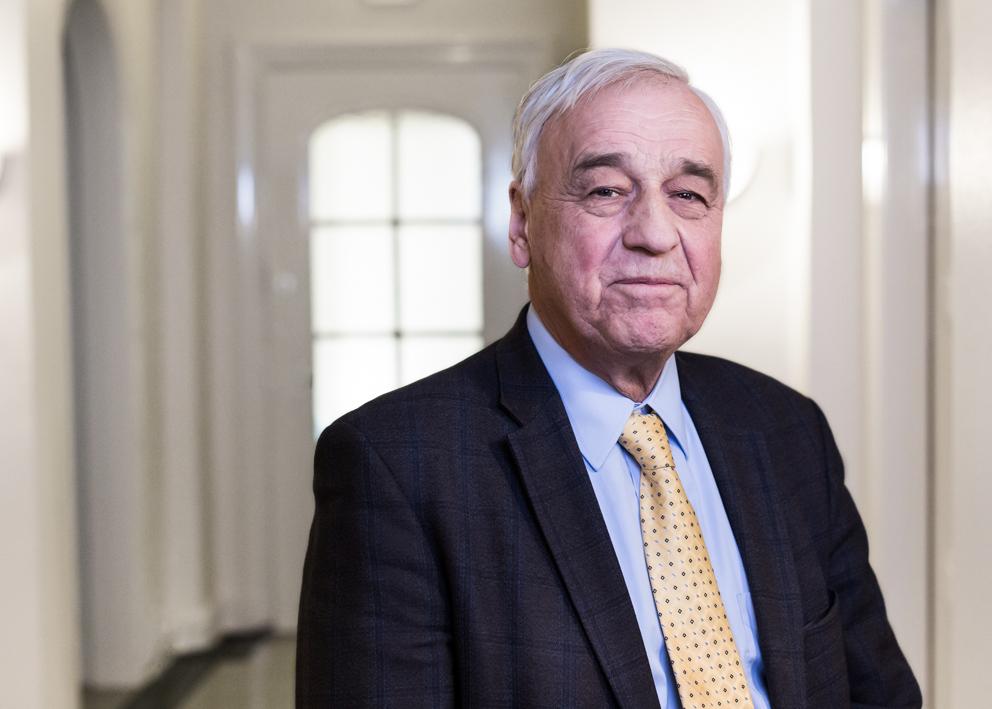 Dr. Gottfried Hantke